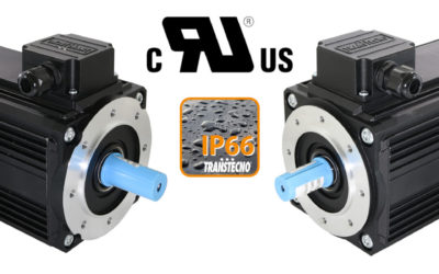 AC-Motoren miniTecno – UL-zertifiziert – IP66