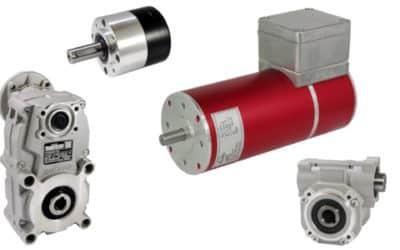 BLDC-Motoren mit integrierter Regelung