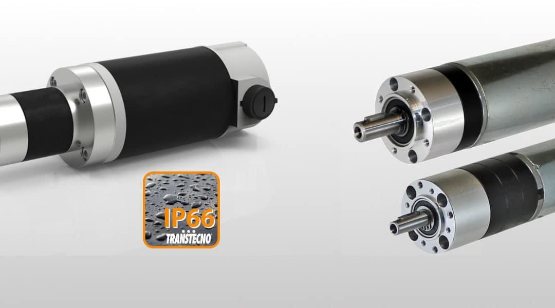 Planetengetriebemotoren für flexiblen Einsatz